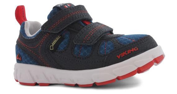 Viking Ludo Low GTX Shoes Kids Navy/Petrol